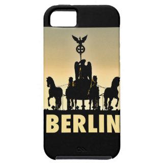 BERLIN Quadriga 002.11 Brandenburg Gate iPhone SE/5/5s Case