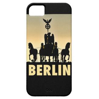 BERLIN Quadriga 002.12 Brandenburg Gate iPhone SE/5/5s Case