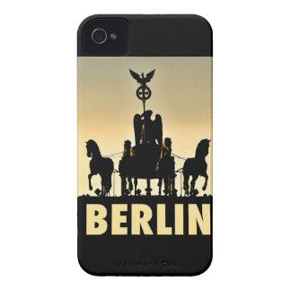 BERLIN Quadriga 002.1.2 Brandenburg Gate iPhone 4 Case