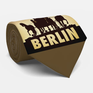 BERLIN Quadriga 002.2.10 Brandenburg Gate Tie