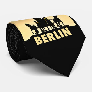 BERLIN Quadriga 002.2.1 Brandenburg Gate Tie