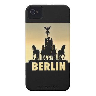 BERLIN Quadriga 002.6 Brandenburg Gate iPhone 4 Case