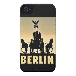 BERLIN Quadriga 002.8 Brandenburg Gate iPhone 4 Cover
