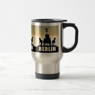 BERLIN Quadriga 02.1.3.T.R Brandenburg Gate Travel Mug
