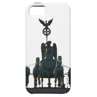 BERLIN Quadriga at Brandenburg Gate iPhone SE/5/5s Case