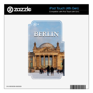 BERLIN Reichstag_001.03 Decals For iPod Touch 4G