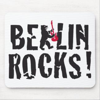 Berlín rocks alfombrilla de ratón