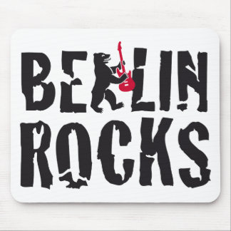Berlín rocks alfombrilla de ratones