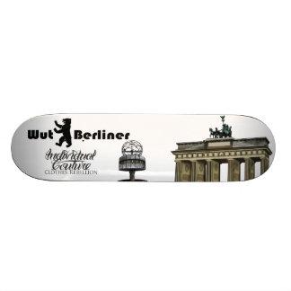 Berlin Skater Skateboard Deck