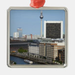 Berlin skyline, Germany Christmas Ornament