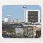 Berlin skyline, Germany Mouse Pad