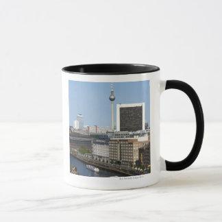Berlin skyline, Germany Mug
