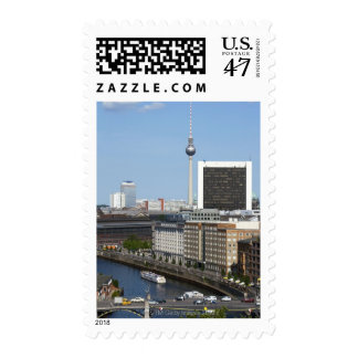 Berlin skyline, Germany Postage