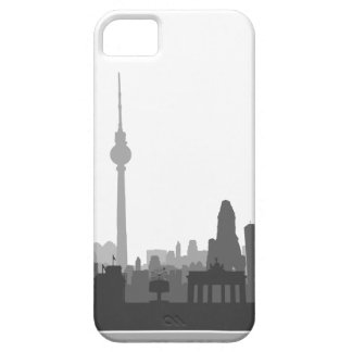 Berlín skyline iPhone 5 sleeve/Case iPhone 5 Cárcasas