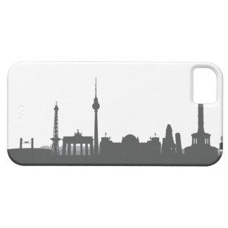 Berlín skyline iPhone 5 sleeve/Case iPhone 5 Case-Mate Fundas