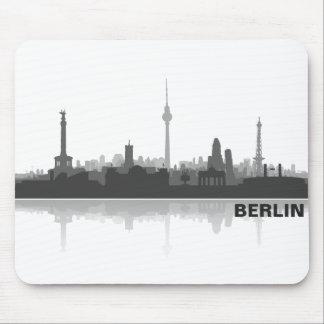 Berlin skyline mouse pad