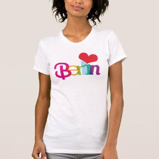 Berlin souvernir typography t-shirt for girls
