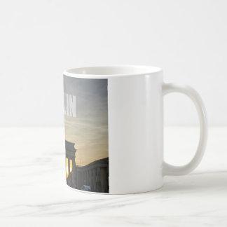 BERLIN, Sunset at the Brandenburg Gate Classic White Coffee Mug
