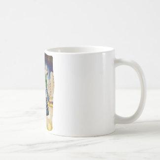 Berlin Swing Vintage Classic White Coffee Mug