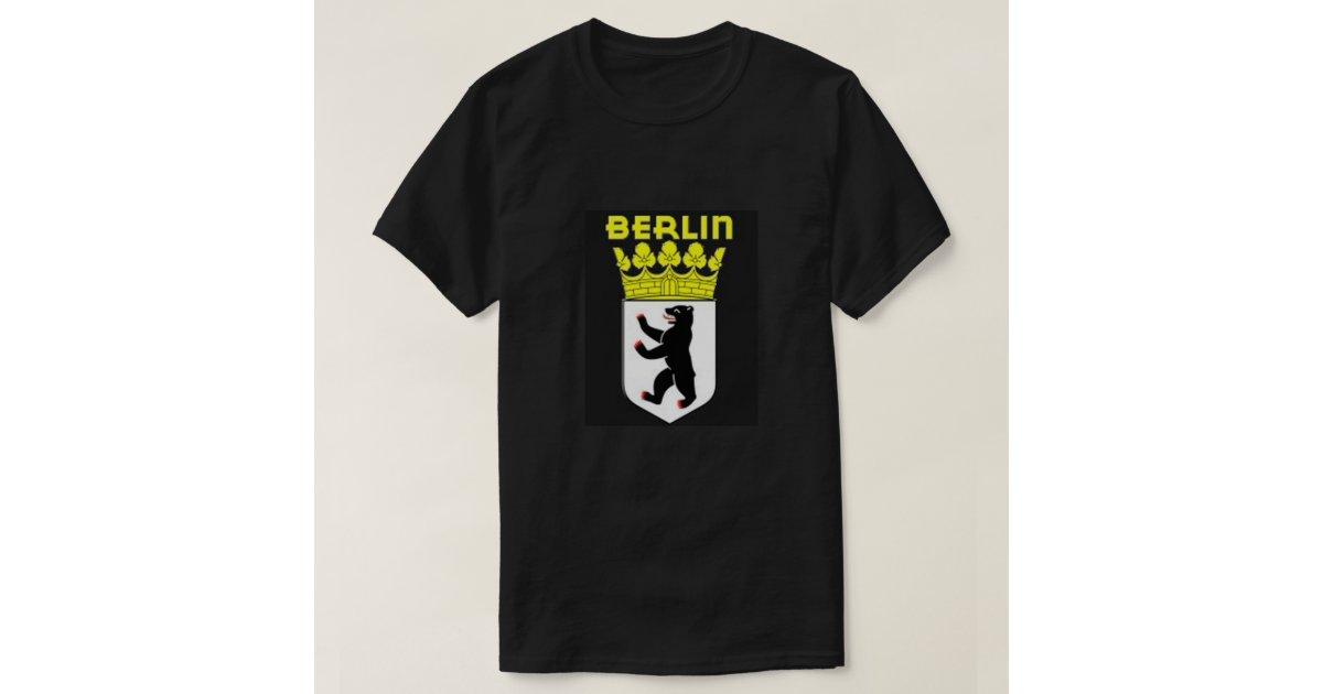 nettstedet t shirt hjemme i berlin
