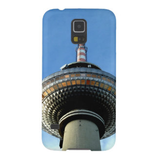 berlin Televison Tower aim to sky Galaxy S5 Covers
