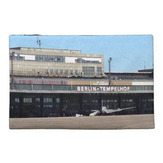 Berlin Tempelhof Airport Travel Accessories Bag