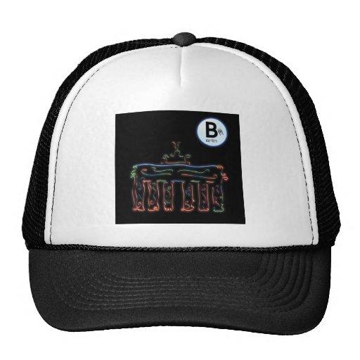 Berlin - total Oriental - Brandenburger gate Trucker Hat