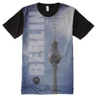 BERLIN TV Tower 001.F.003 All-Over-Print T-Shirt