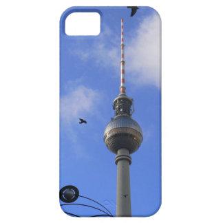 Berlín TV Tower (berlinés Fernsehturm) iPhone 5 Carcasas
