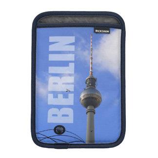 BERLIN TV Tower (citizen of Berlin TV tower) iPad Mini Sleeve