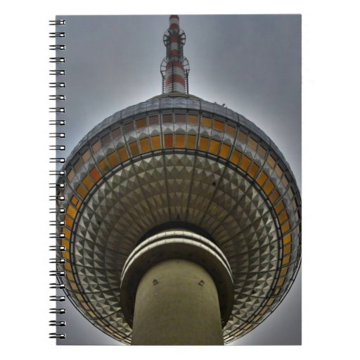 Berlin TV Tower Note Books