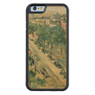 Berlin, Unter den Linden, 1922 Carved Maple iPhone 6 Bumper Case