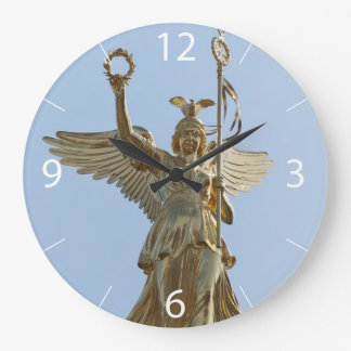 Berlin Victory Column Large Clock
