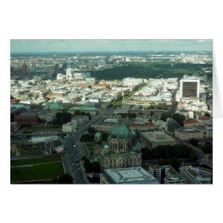 berlin view card