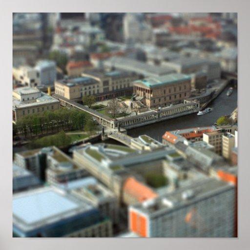 Berlin view print