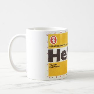 Berlin Vollbier Hell Coffee Mug