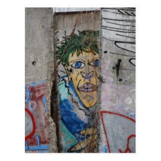 Berlin Wall Art - Berlin, Germany Post Cards