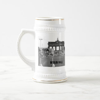 Berlin Wall Beer Stein