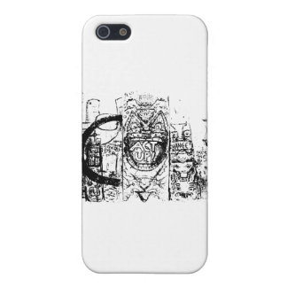 Berlin Wall Case For iPhone SE/5/5s