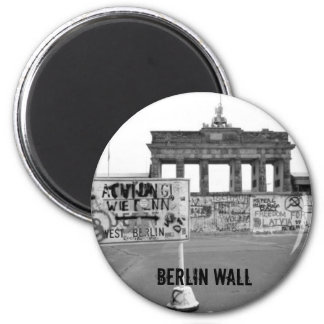 Berlin Wall Fridge Magnet