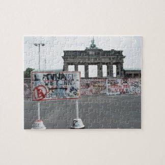Berlin Wall Germany Jigsaw Puzzle
