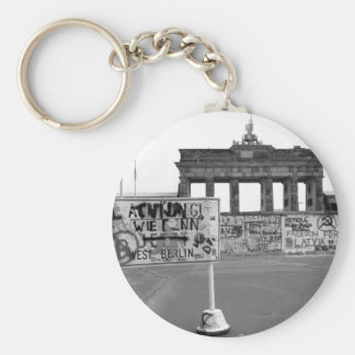 Berlin Wall Keychain