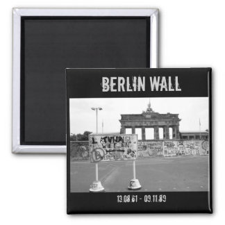 Berlin Wall Magnet