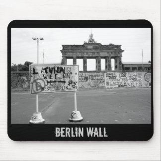Berlin Wall Mouse Pad