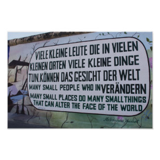 Berlin Wall Posters
