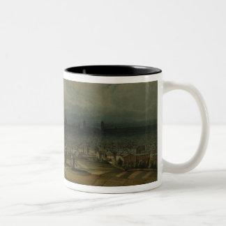 Berlin waterworks, c.1860 mugs