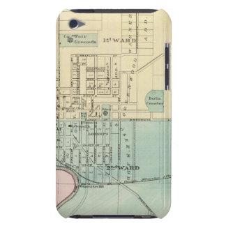 Berlín y pueblo de Plymouth iPod Case-Mate Fundas