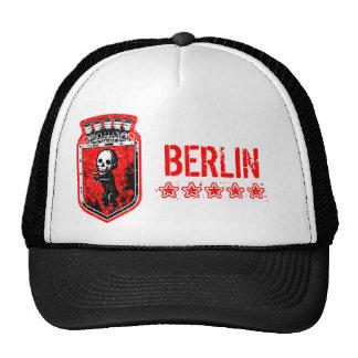 BERLIN ZOMBIE BEAR MESH HATS