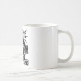 BERLINBONEZ BROADCASTING COMPANY COFFEE MUG