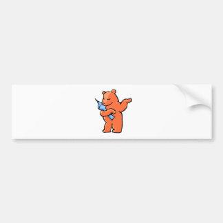 Berliner Bear! Bumper Sticker